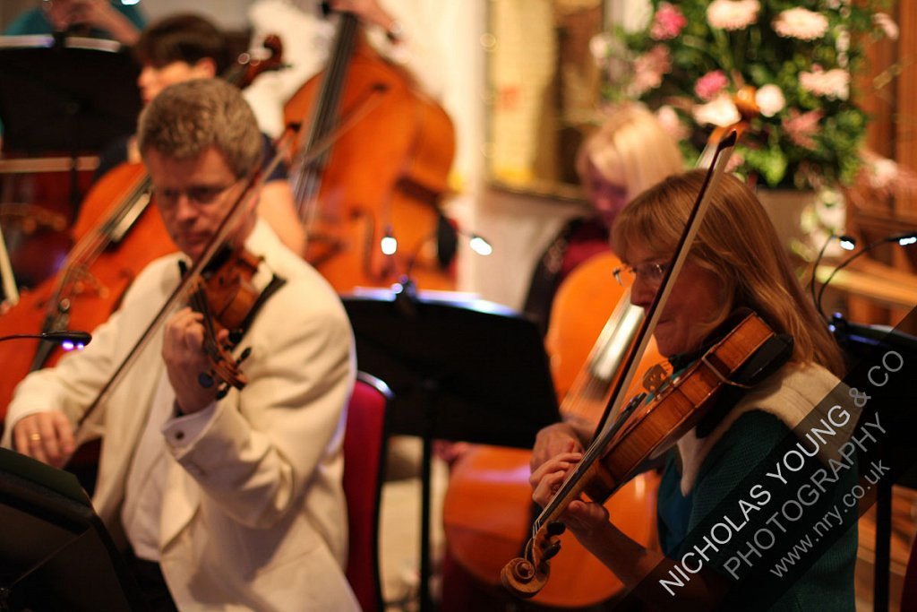 Festival Concert - Mozart Clarinet Concerto
