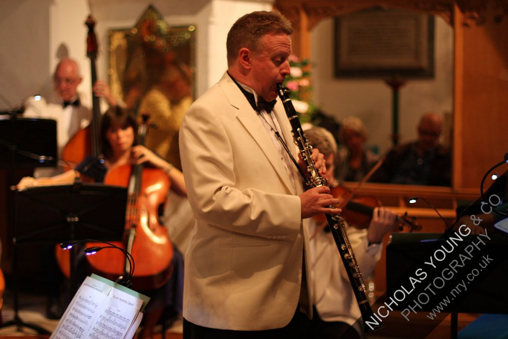 Mark van de Wiel - Mozart Clarinet Concerto